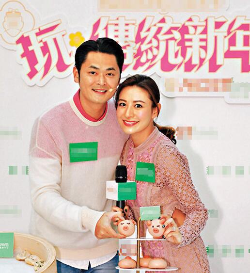 江若琳曝老公婚后态度 希望今年能生猪宝宝