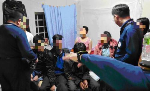 越南旅客在台脱团累计到案87人 目前61人仍失联