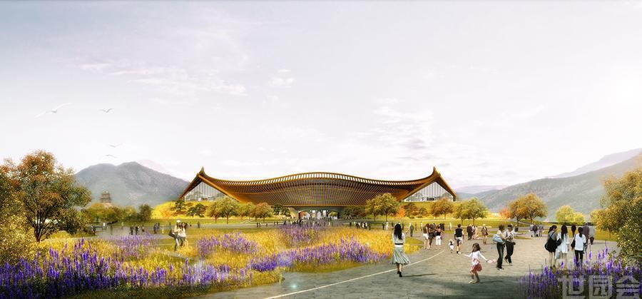 2019年中国北京世界园艺博览会之中国馆