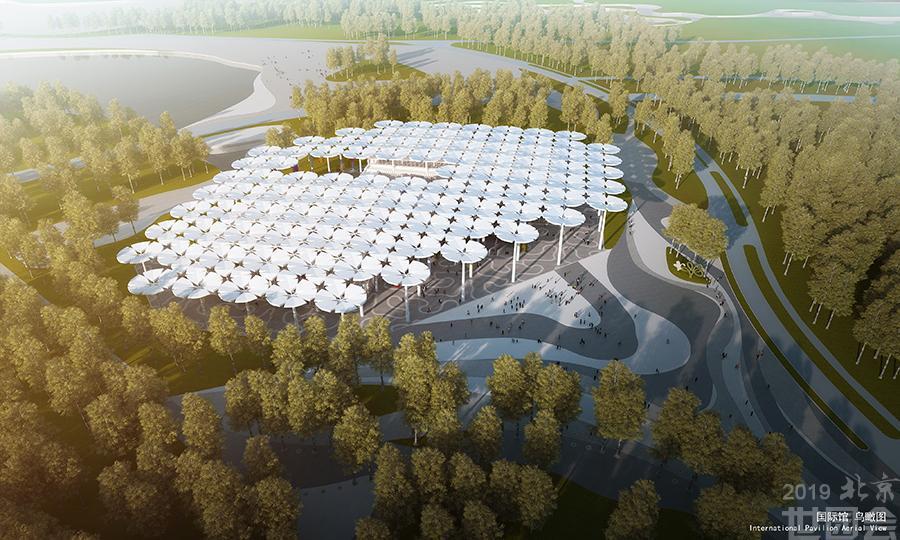 2019年中国北京世界园艺博览会之国际馆