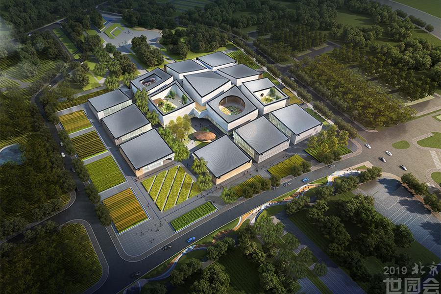 2019年中国北京世界园艺博览会之生活体验馆