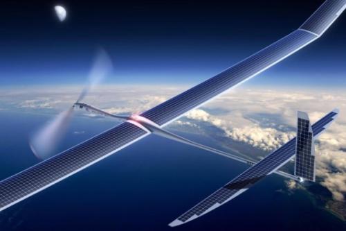 联手空客 Facebook太阳能无人机测试再启动