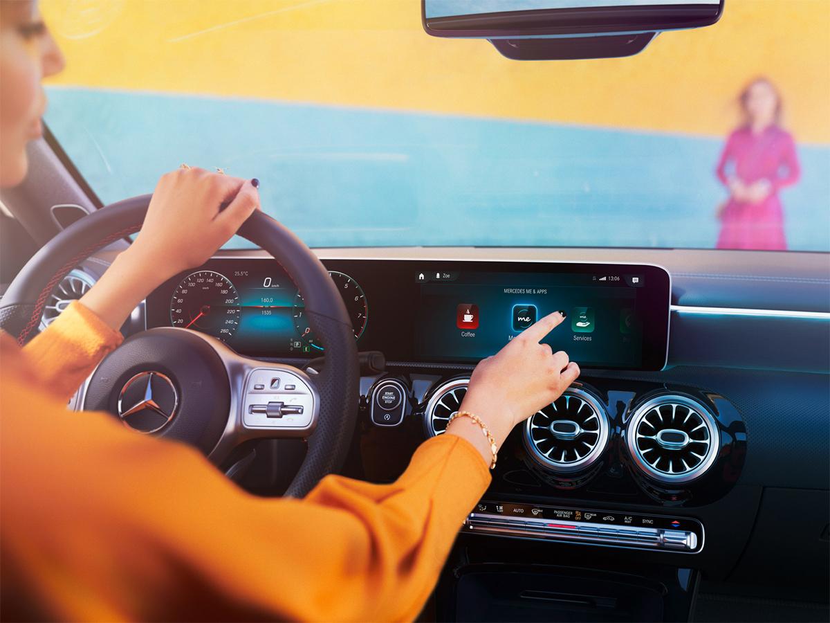 LG正在研发一项可读懂司机手势的新技术