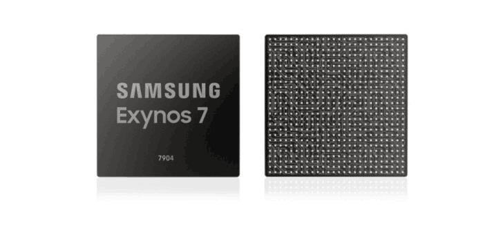 三星发布中档芯片Exynos7904 价格实惠性能优良