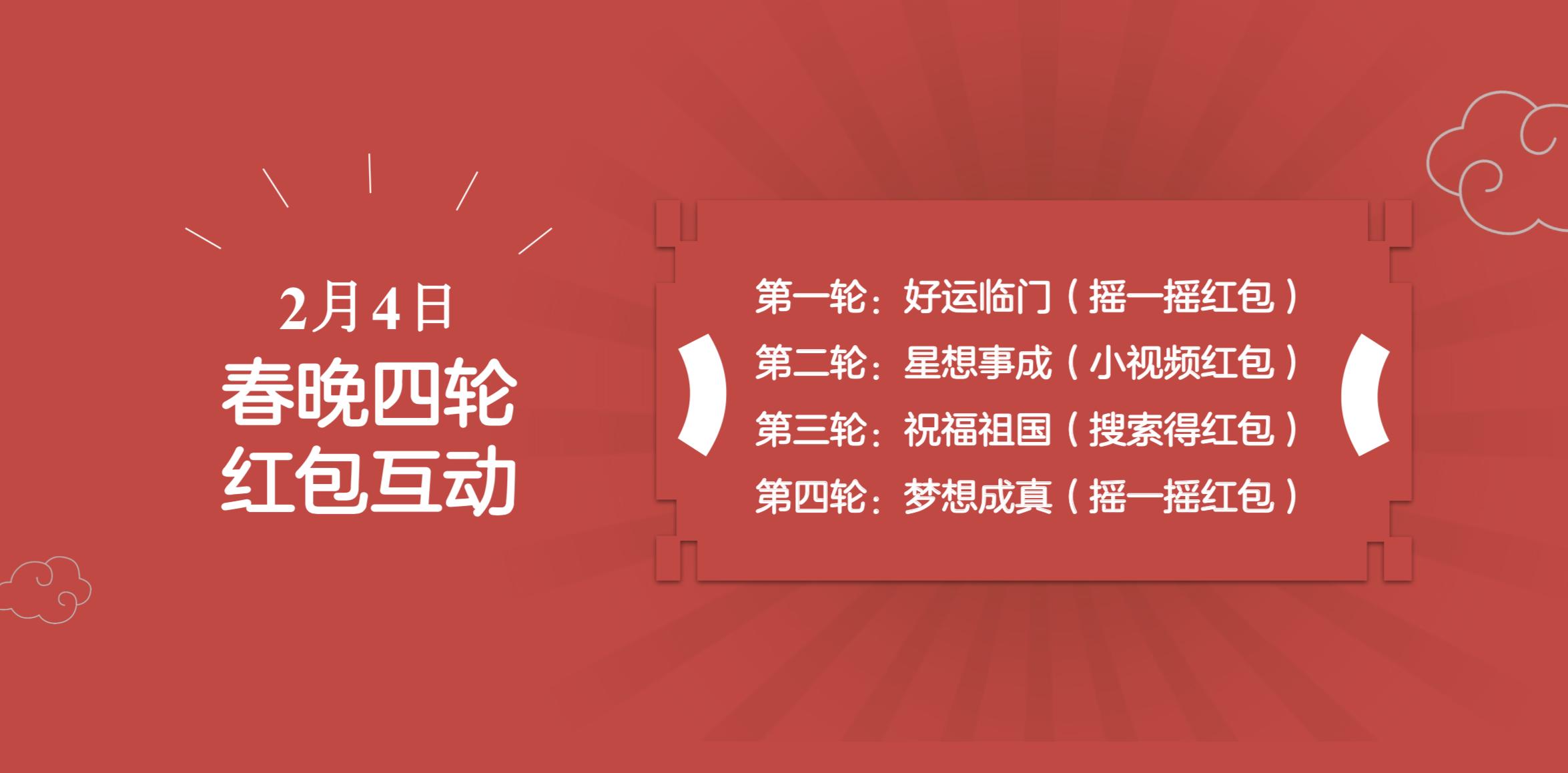 BAT春节红包攻略:年年岁岁发红包 岁岁年年有不同