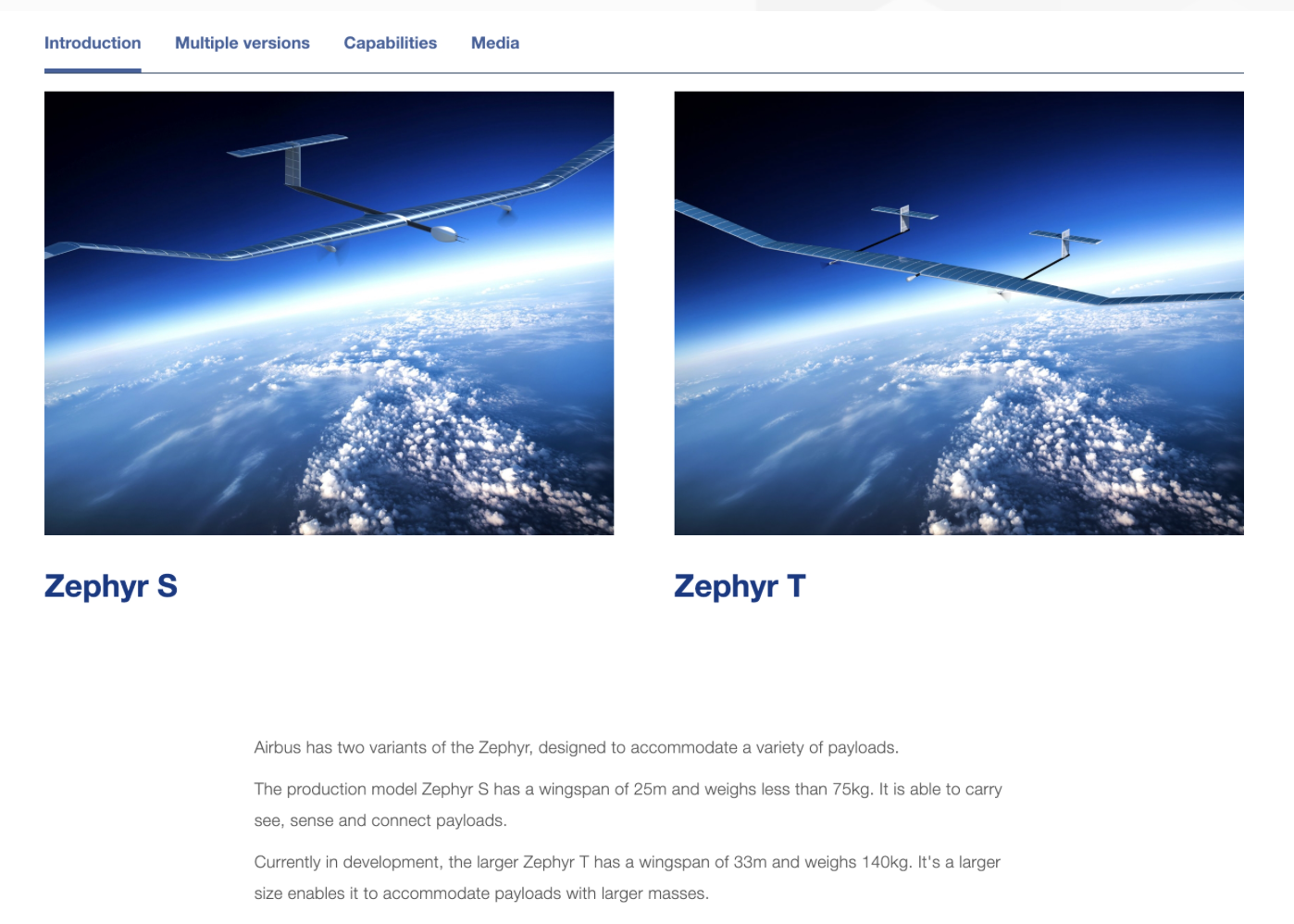 脸书联手空客测试太阳能无人机:将互联网送至全球