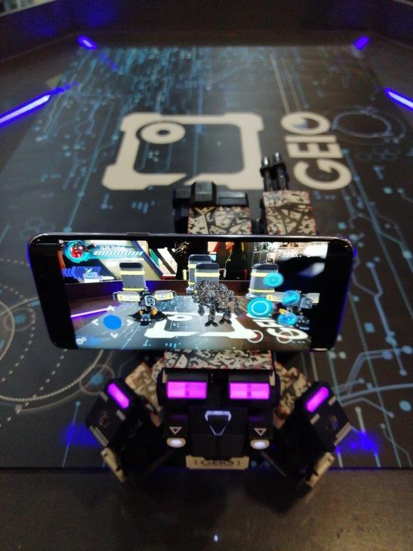 工匠社在CES中首次展示GEIO全新AR模式