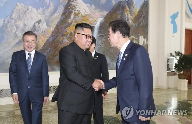 韩国首尔市长:金正恩来了我做导游,带他吃美食