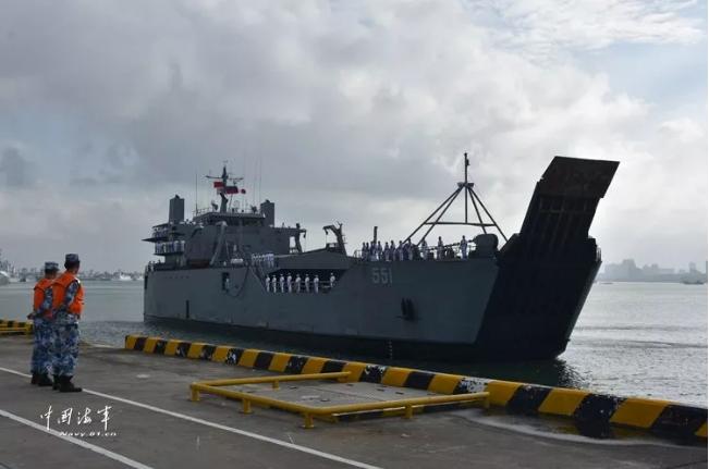 首次!菲律宾军舰将赴中国参加阅舰式