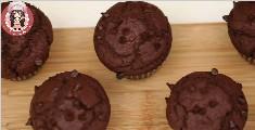 教你烘焙巧克力玛芬蛋糕