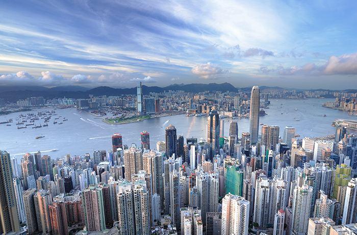 香港市中心房价50万一平 20年后仍是中国最辛苦城市