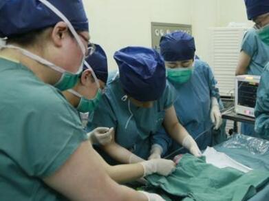 中国首个移植子宫内育宝宝出生