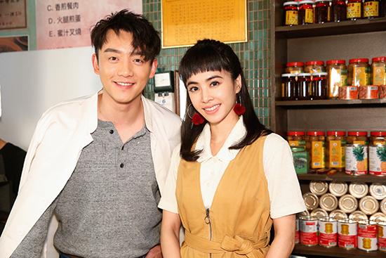 蔡依林《脑公》MV即将上线  致敬八零年代港片