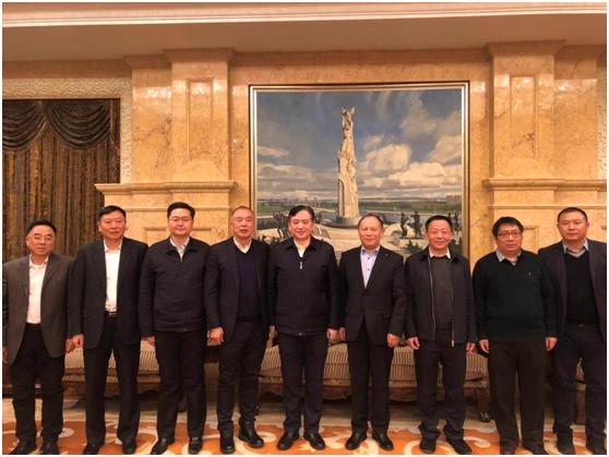 长春市市委副书记、代市长刘忻会见德国首位华人州(黑森州)参议员、德国侨商会主