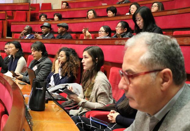 """法华各界齐聚第二届法中文化经济交流日 深入探讨中法""""可持续""""经济合作"""
