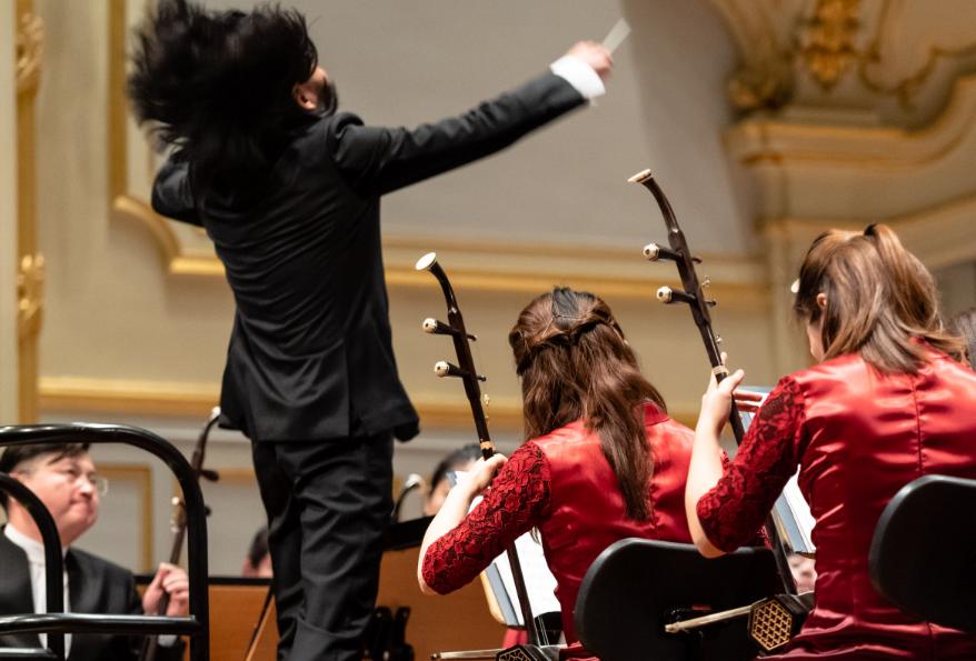 中国古典音乐奏响汉堡音乐殿堂 庆祝中国春节-苏州管弦乐团作客音乐之都汉堡