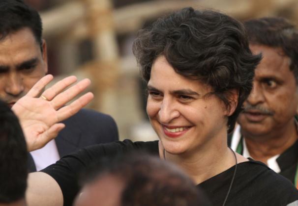 甘地家族又一人从政 国大党主席任命自己妹妹担任要职