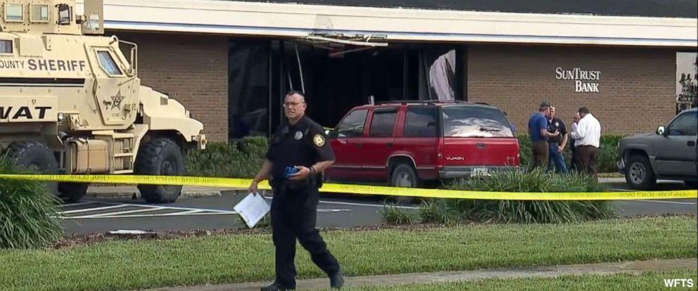 美国再发生枪击案致5人死亡 这次是枪击嫌犯自己报的警