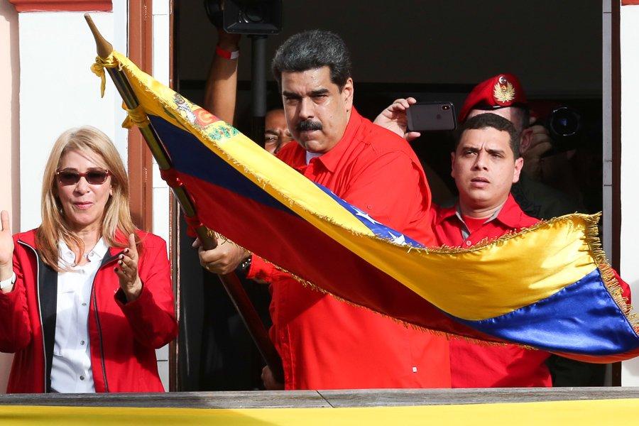 委内瑞拉宣布与美断交 要求美使馆人员72小时离境