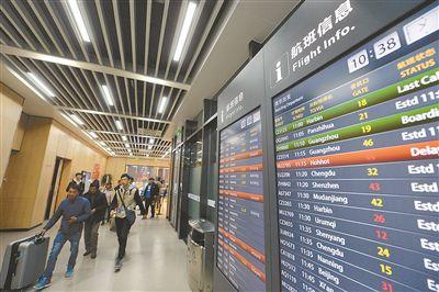 南京机场城市候机楼实现三大交通枢纽无缝对接