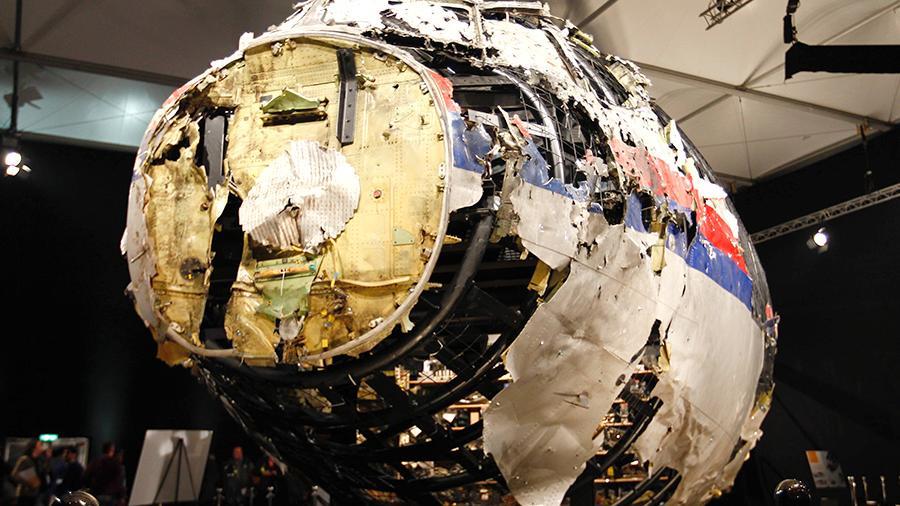 俄外交部发言人:荷兰政府企图隐瞒马航MH17空难调查记录