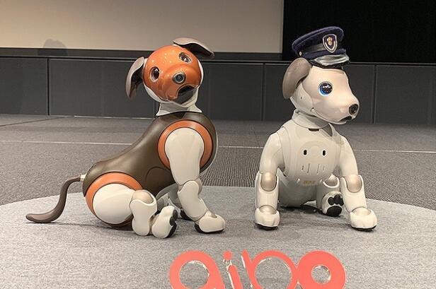 索尼机器狗AIBO推出2019特别版