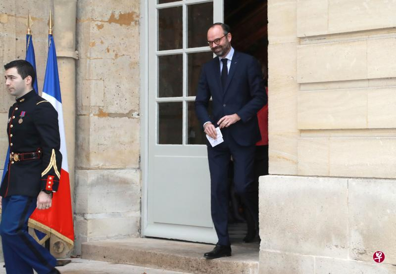 """法国出台行政令 应对英国""""无协议脱欧"""""""