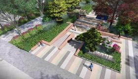 京彩未来花园展园