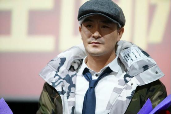 樊昊仑新电影《我的英雄》杀青 车祸后编导拳击励志电影