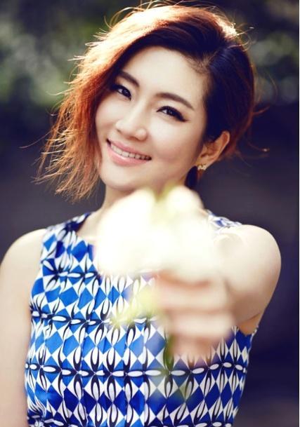 SHE成员任家萱上恋爱节目:我都有勇气离婚为什么没勇气相信爱情!