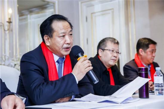 2019北京襄阳企业商会年会在京举行