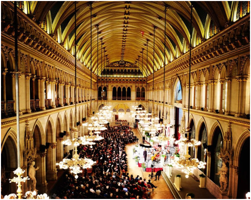 千年敦煌古乐奏响音乐之都——2019年维也纳中国新年音乐会成功举办