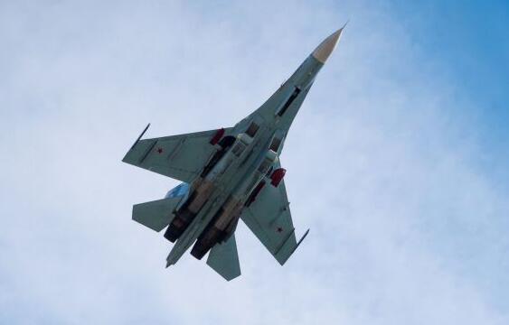 侦察机在俄边境被苏27拦截后 瑞典却称俄侵犯领空