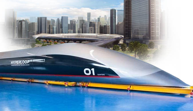 HyperloopTT乘客舱已准备就绪 将进行最终测试