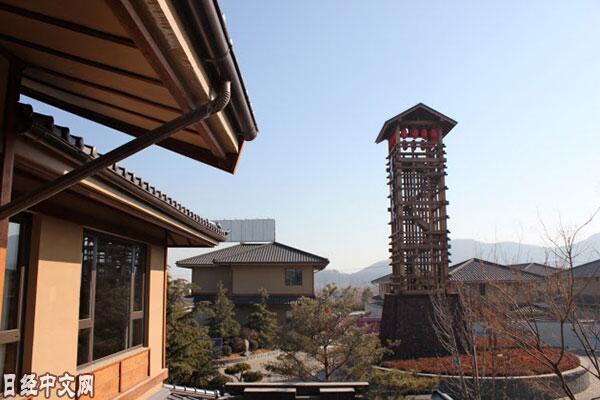 在中国可体验京都风情,大连建成日本主题综合商业设施