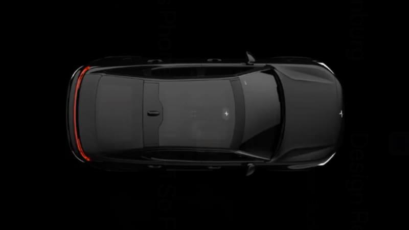 Polestar 2新预告发布 搭载安卓车载系统