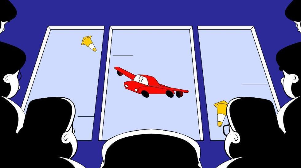 近年没有革命性创新 日本科技能靠飞行汽车翻身吗