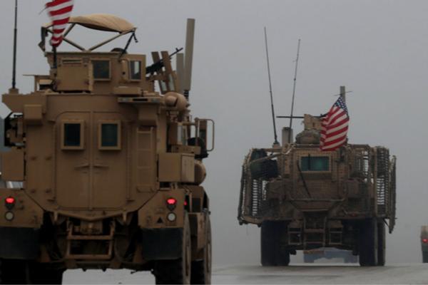 为确保撤军美国又向叙利亚增兵? 五角大楼回应了
