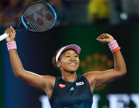 日本女网选手澳网夺冠 其世界排名将升至第一