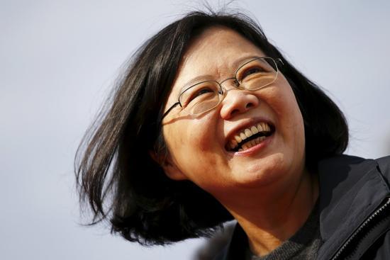 蔡英文:快,产导弹! 岛内轰:中国台北不要和祖国对着干