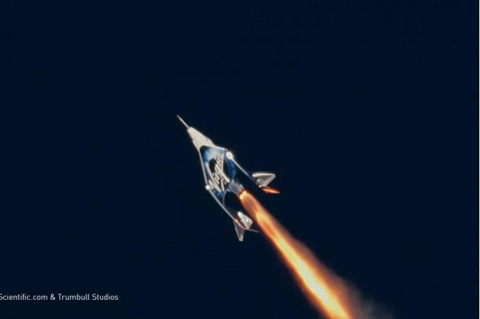 维珍银河宣布裁员40人 从测试项目转型太空旅游
