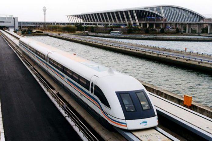 中国磁浮列车2.0版准备提速测试 最高时速160公里