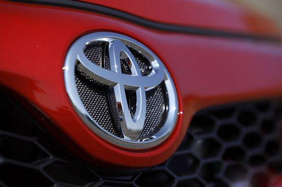丰田目标2019年在华销量提高8% 达160万辆