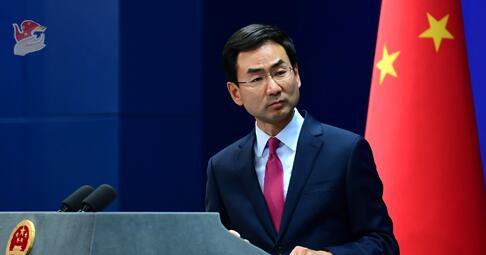 """蓬佩奥称中俄试图支持马杜罗 """"失败政权"""" 外交部回应"""