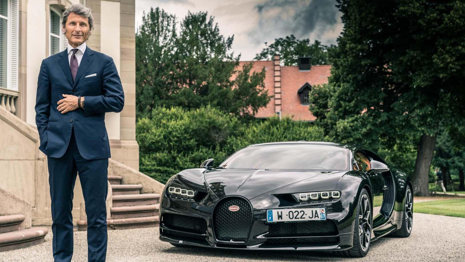 布加迪CEO明确表示不会推出SUV