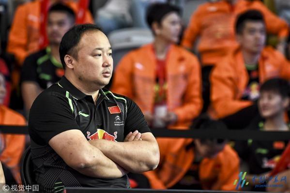 奥运冠军张军当选中国羽协主席