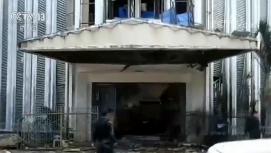 菲律宾教堂连环爆炸事件 极端组织宣称制造爆炸事件