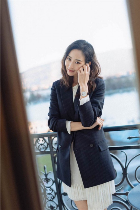 张钧甯暖冬大片发布