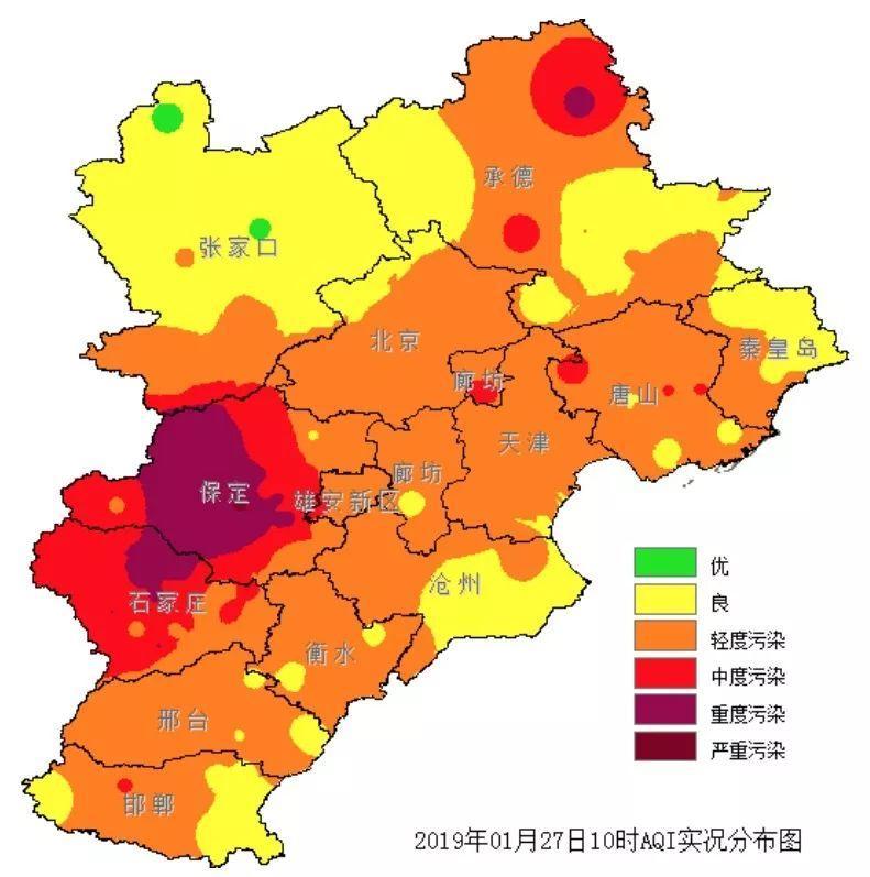临近春节,河北地区冷空气活动频繁