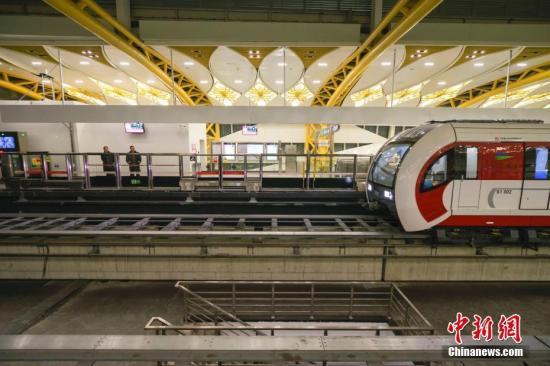 160公里时速磁浮列车将在商业线进行提速测试